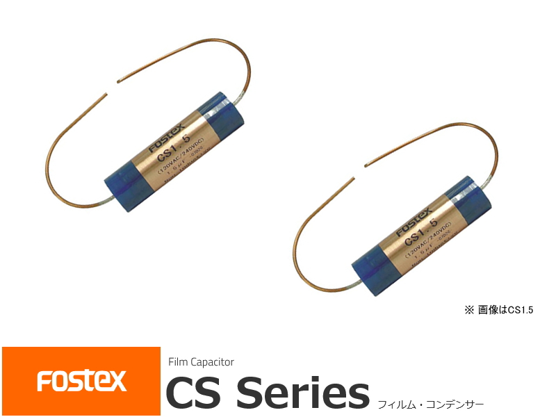 fostex-cs-series