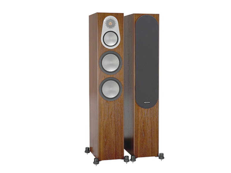 monitoraudio-silver300